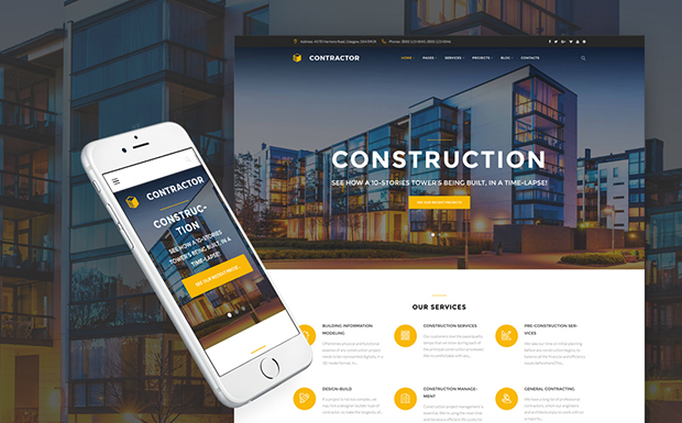 wordpress-sablona-Contractor